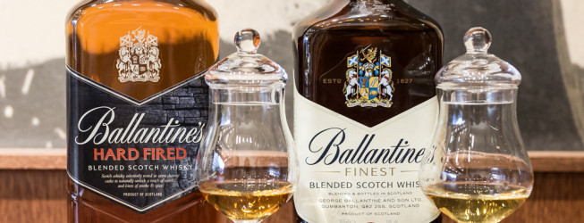 Ballantine's Hard Fired – jak smakuje i czym różni się od wersji Finest