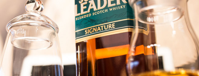 Scottish Leader Signature – popularna blended whisky ze Szkocji