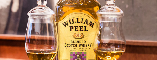 William Peel Blended Scotch Whisky – historia marki i degustacja