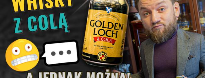 Jak smakuje napój Golden Loch & Cola?