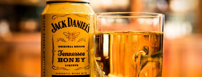 Jack Daniel's Tennessee Honey Lemonade – napój RTD!