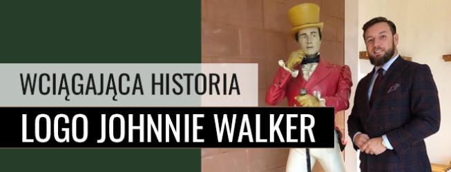 Wciągająca historia logo Johnnie Walker
