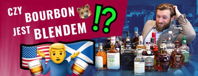 Różnica pomiędzy whisky szkocką a bourbonem