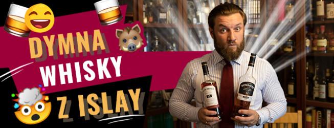 Jak smakuje Bowmore Whisky 12 yo i 15yo? Islay Single Malt Scotch