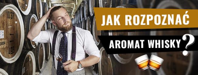 Zestaw aromatów whisky do nauki degustacji