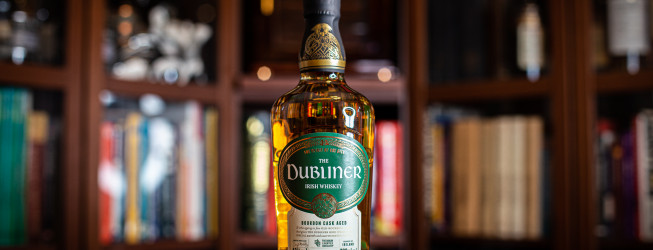 Jak smakuje The Dubliner Irish Whiskey?