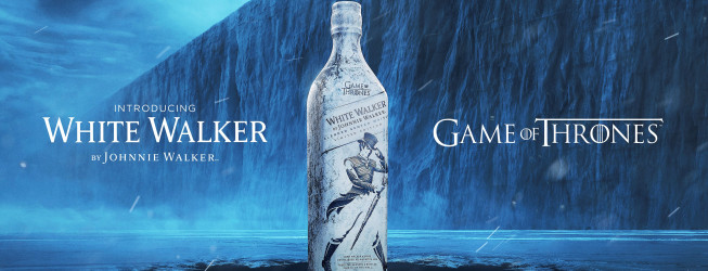 Johnnie Walker z Gry o Tron – jak smakuje White Walker?