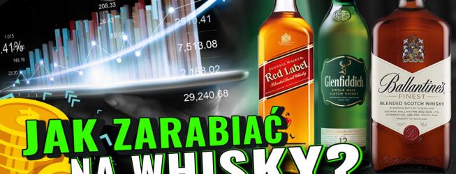 Inwestowanie w whisky – poradnik początkującego
