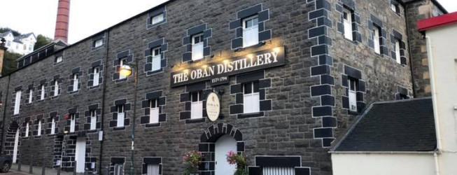 Whisky Oban Single Malt – wszystko co musisz wiedzieć