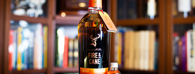 Jak smakuje Glenfiddich Fire and Cane Experimental Series?