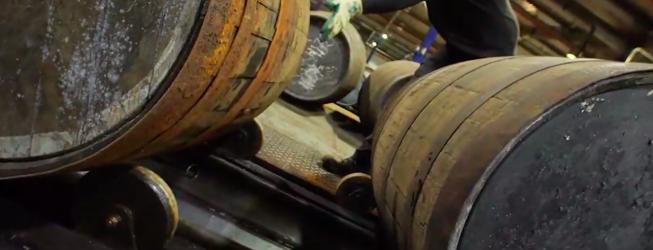 Blended whisky co to znaczy? Bardzo rzadkie materiały!