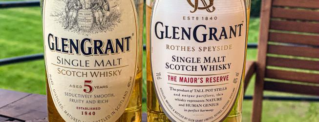 Glen Grant Whisky – wszystko co musisz wiedzieć o popularnej destylarni single malt