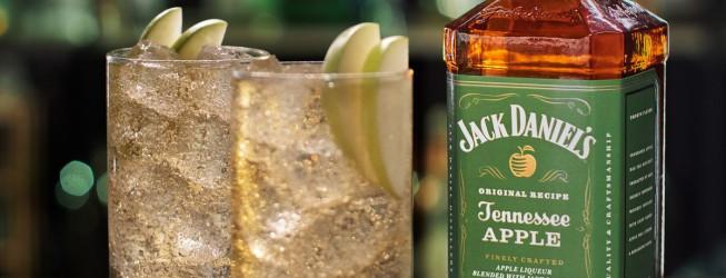 Jack Daniel's Apple – degustacja likieru na bazie Tennessee Whiskey?