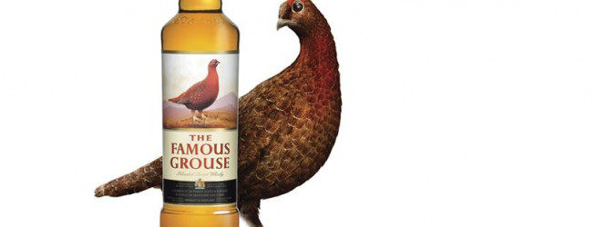 Whisky z bażantem czy whisky z kuropatwą – jaki ptak jest na Famous Grouse?