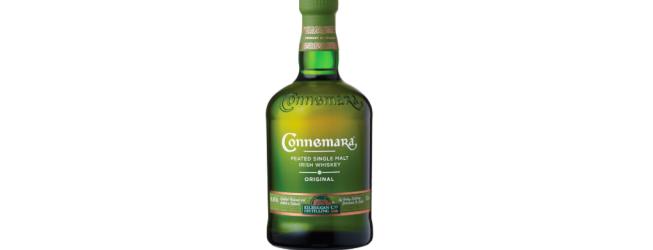 Connemara Irish Single Malt Whiskey – torfowa whiskey z Irlandii