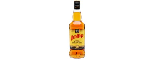 White Horse whisky – blended Scotch słynąca z jakości!