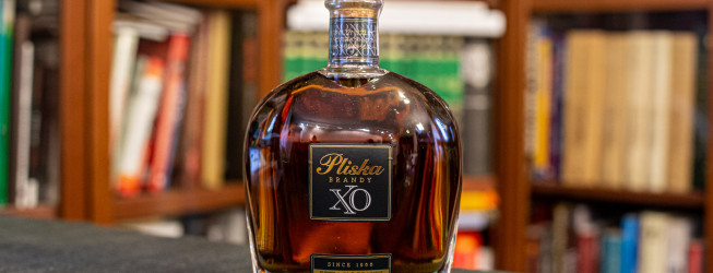 Brandy Pliska XO, VSOP i ***** – degustacja i historia marki