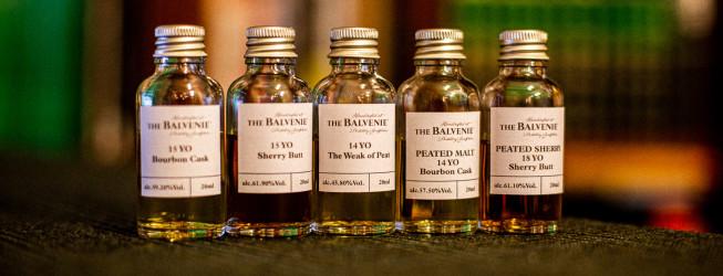 Balvenie Cask Strength – przegląd ciekawych beczek znanej destylarni