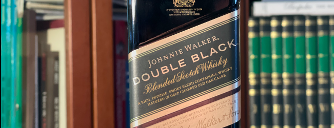 Opinia o Johnnie Walker Double Black Blended Scotch Whisky
