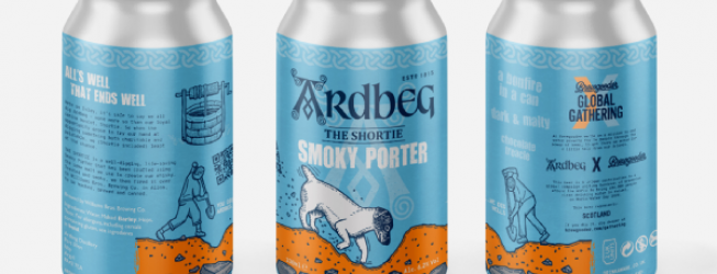 Jak smakuje Ardbeg The Shortie Smoky Porter?