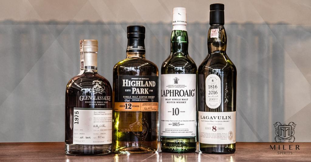 Jak się liczy wiek whisky?
