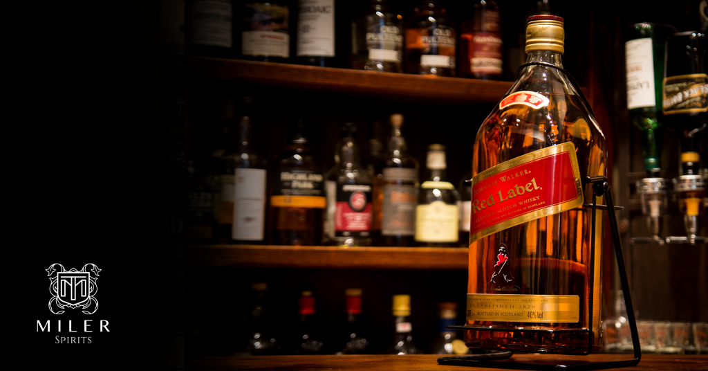 Red Label Whisky