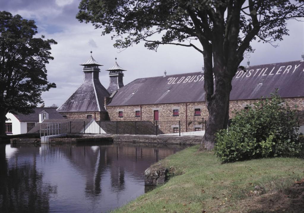 Destylarnia Old Bushmills