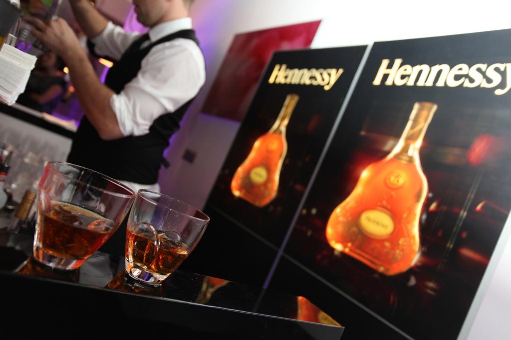 Hennessy X.O. Mathusalem