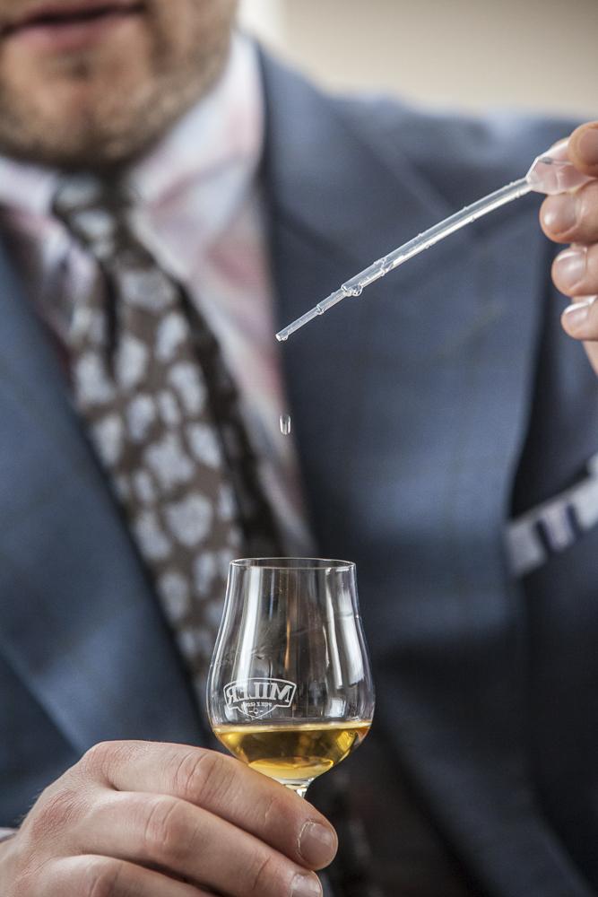 whisky i woda