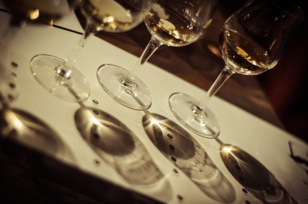zestaw aromatów whisky degustacja