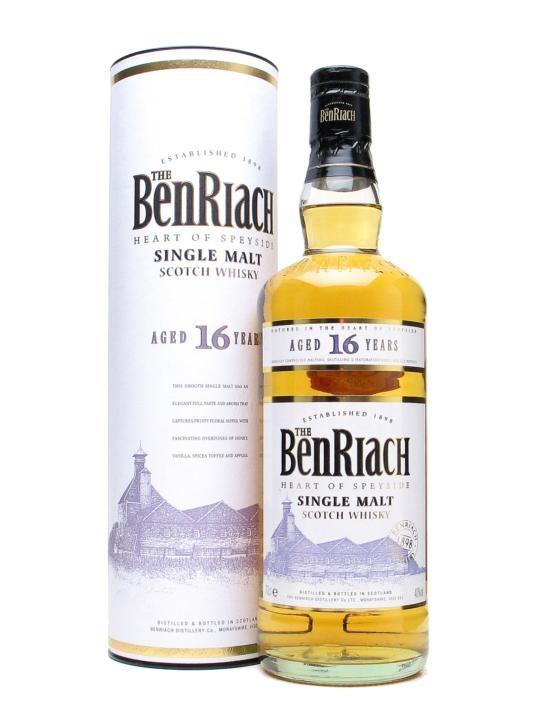 Benriach16yo