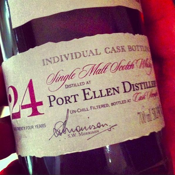 Port Ellen 24 yo