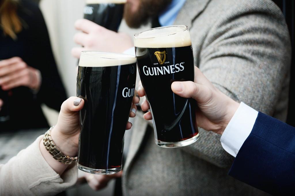 Piwo Guinness