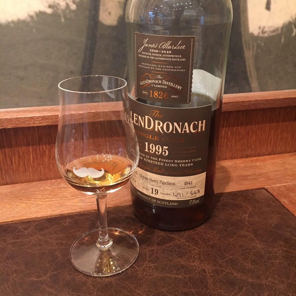 GlenDronach Single Cask 1995
