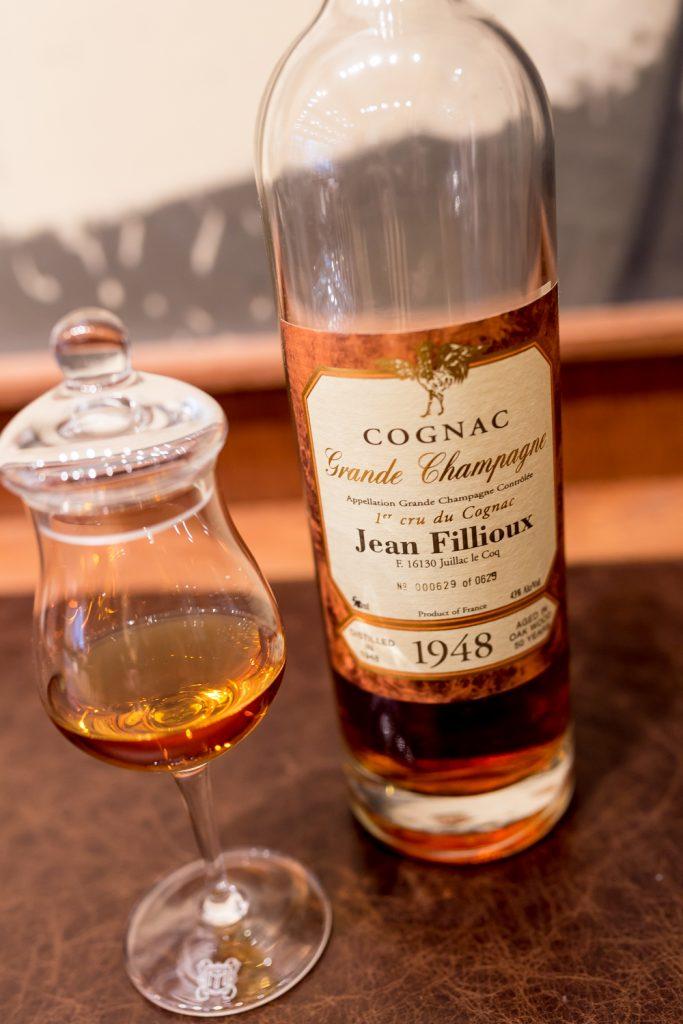 Jean Fillioux Cognac 1948
