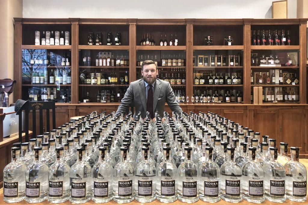 Wódka Miler Spirits