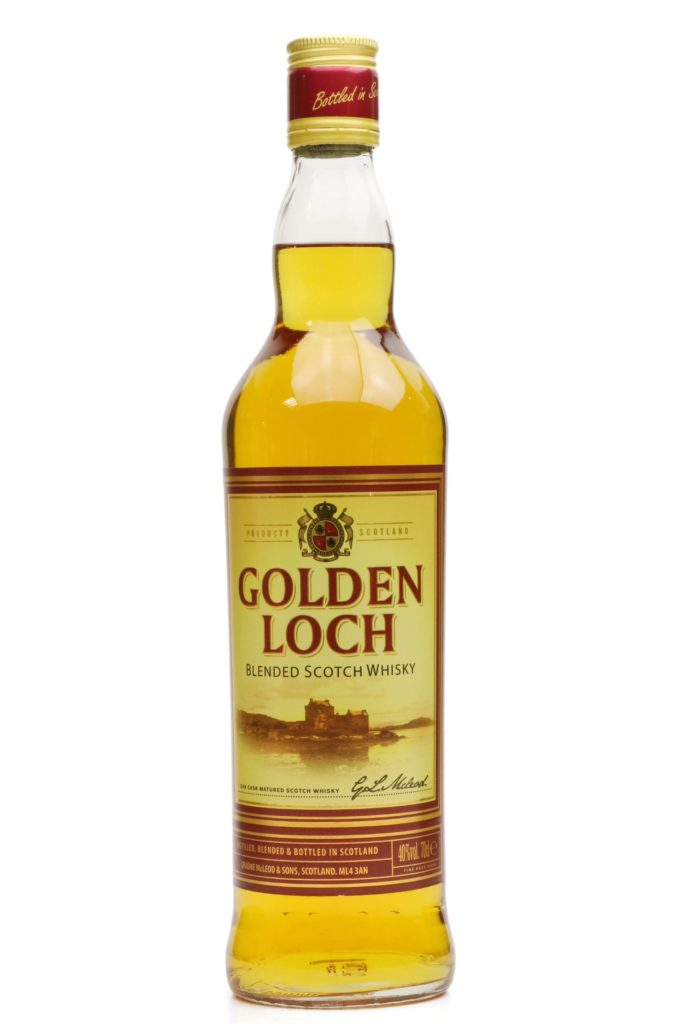 Golden Loch whisky