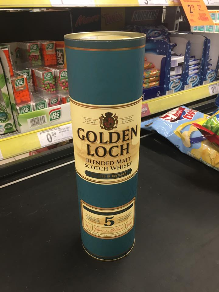 golden loch blended malt