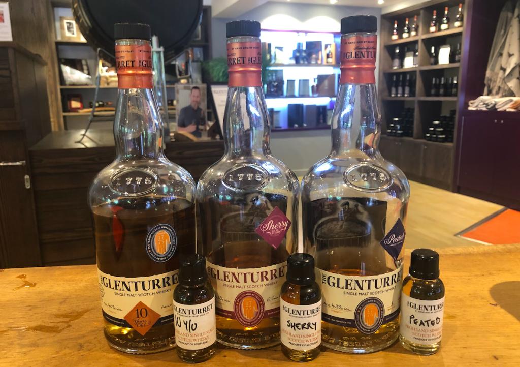 Glenturret whisky