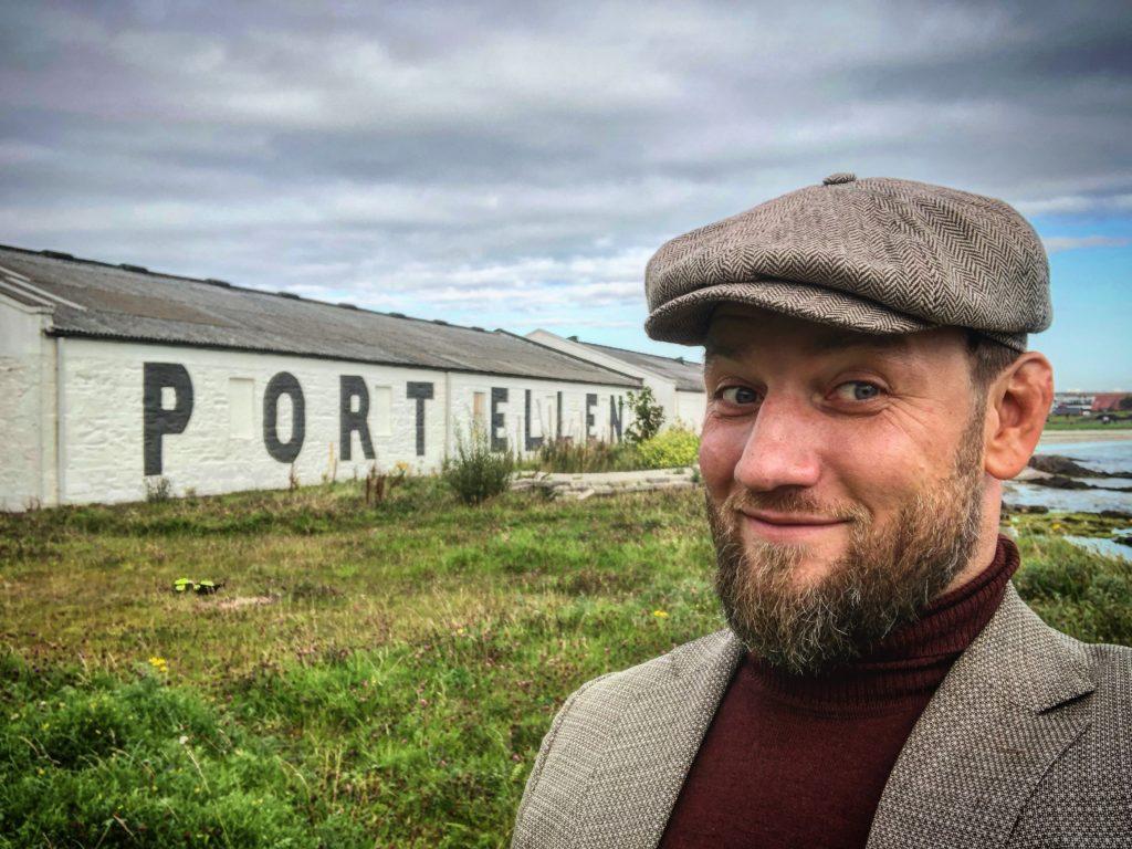 Wizyta w destylarni Port Ellen