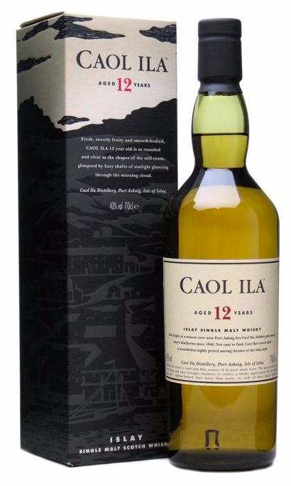Caol Ila 12yo whisky single malt dla początkujących