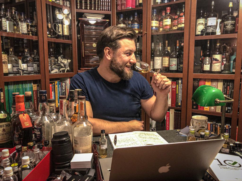 Jak zostaćkiperem whisky?