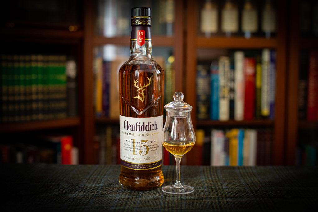 Glenfiddich 15 yo Solera