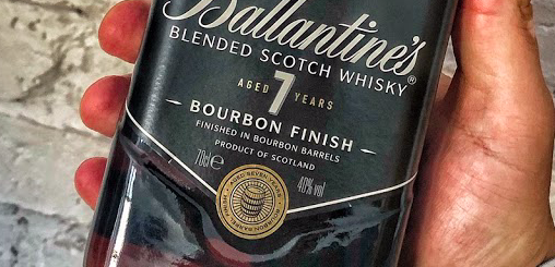 Ballantines Bourbon finish