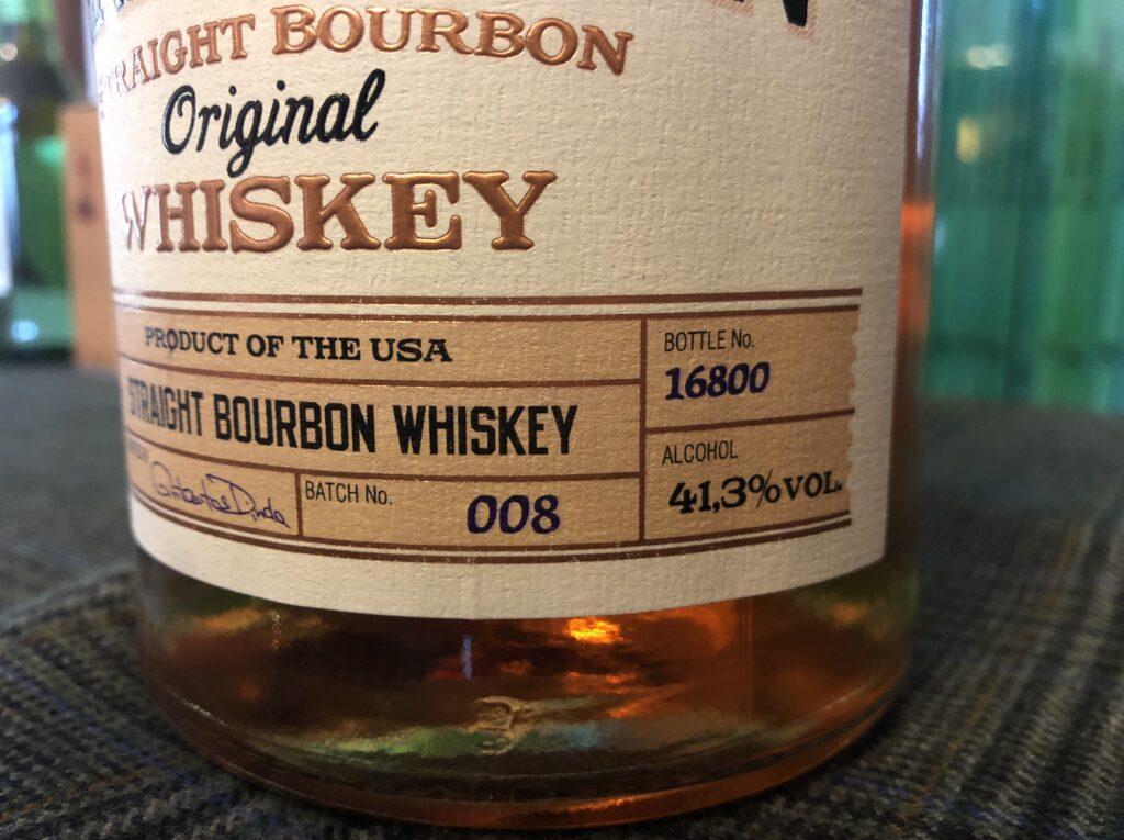 Bandwagon whiskey